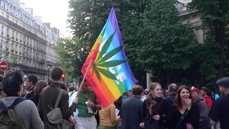 French Government Dismisses Official's Call for Pot Decriminalization Debate