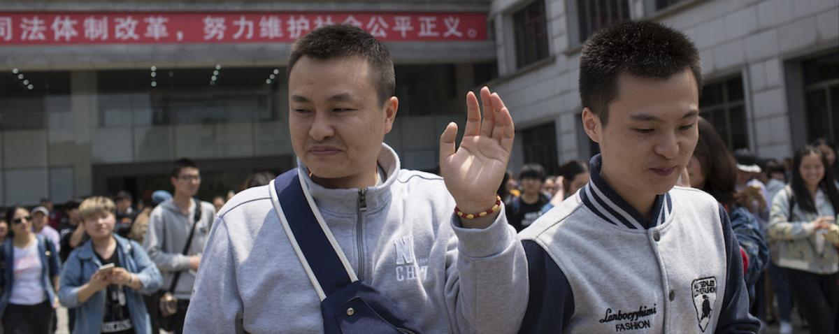 A Court Has Just Thrown Out China's First Ever Gay Marriage Case