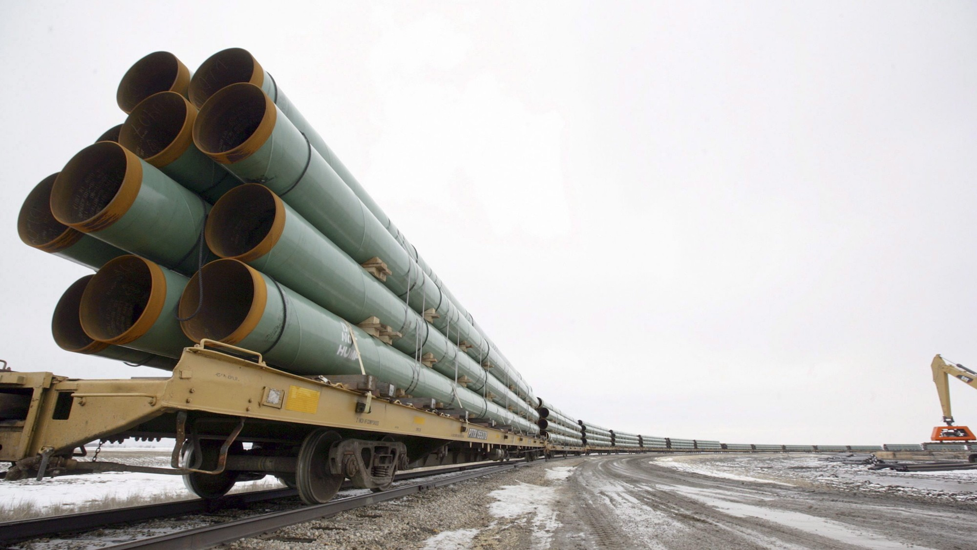 Here's Why TransCanada's Keystone Pipeline Leaked Again