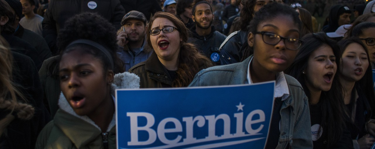 Independent Voters Are Pissed They Can't Vote for Trump or Sanders in New York
