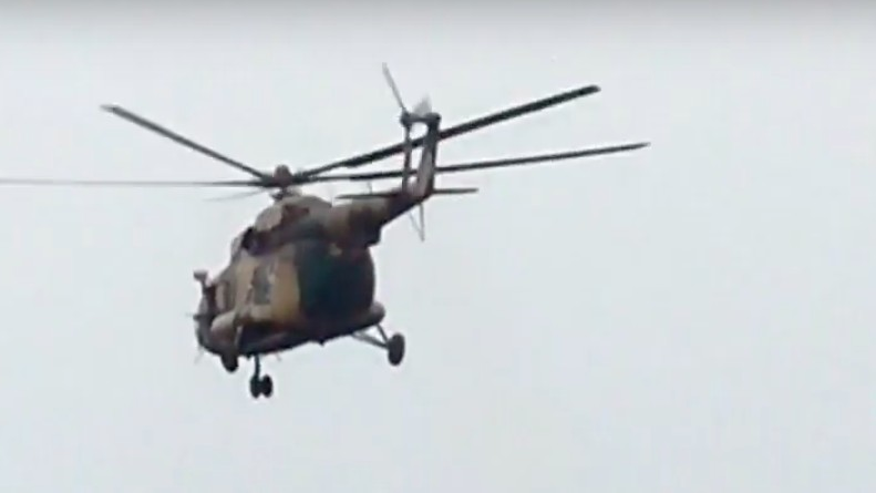 Taliban Takes Credit for Blowing Up Afghan Helicopter in Video Announcing New Offensive