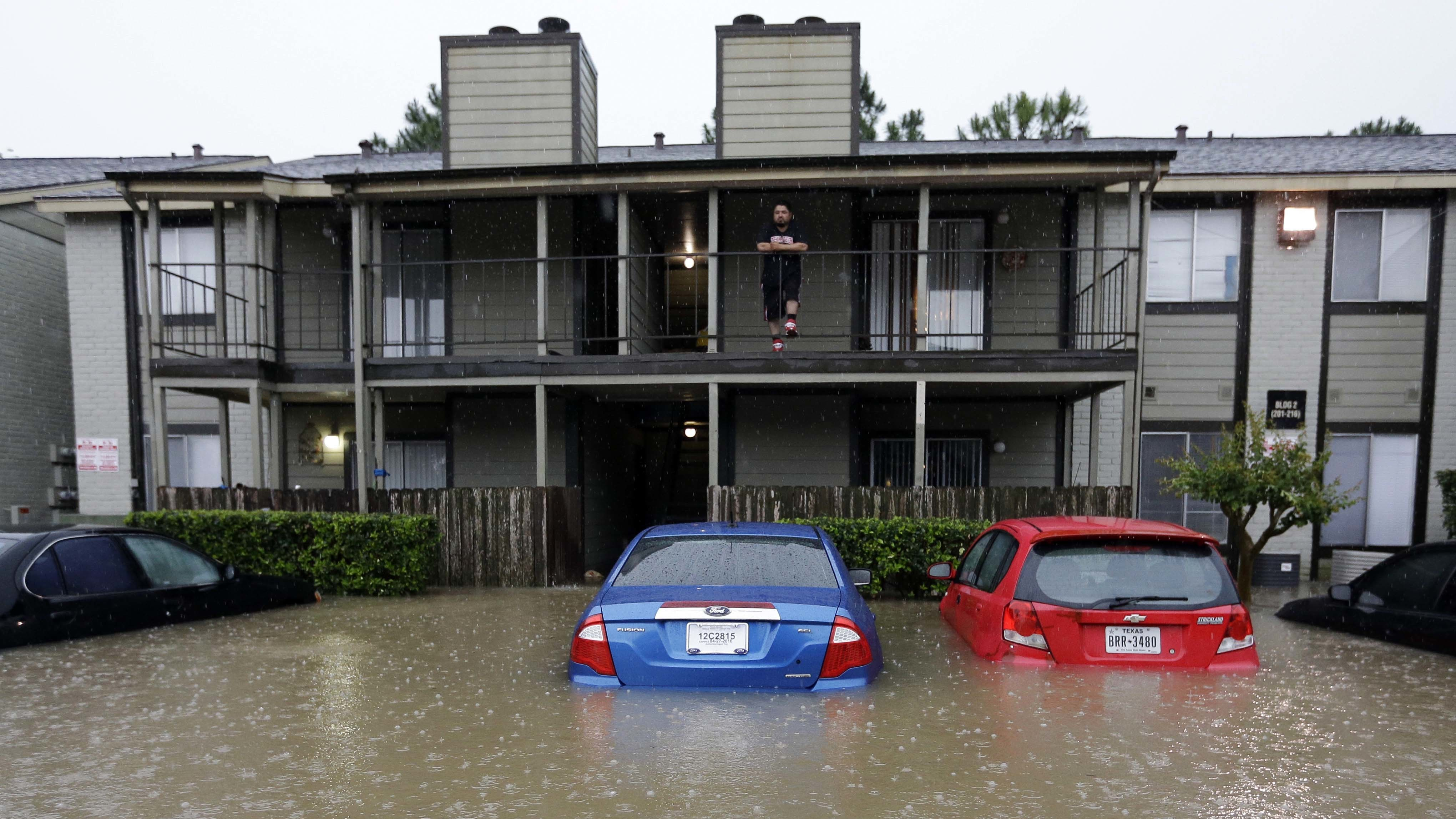 'It's the New Abnormal': Extreme Downpours and Flash Flooding Wreak Havoc in Texas