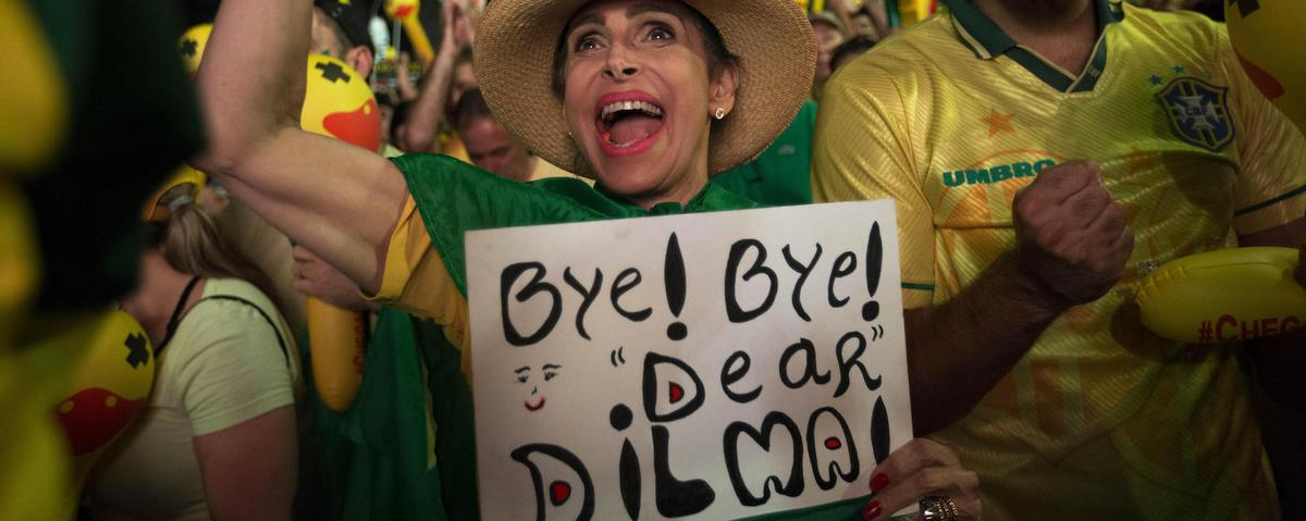 The Impeachment of Brazil's President Dilma Rousseff Now Seems All but Inevitable
