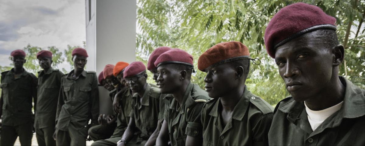 We're Waiting With 245 South Sudanese Rebels Whose Homecoming Is Not Going to Plan