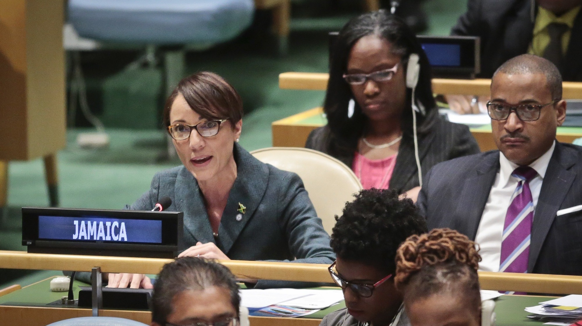 Jamaica Dropped the Mic on 4/20 and Told the UN to Get Its Act Together On Weed