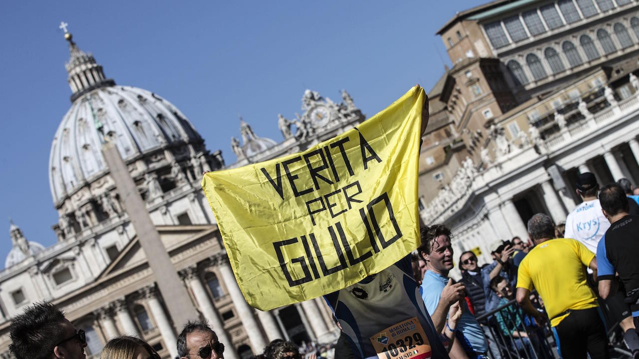 Egyptian Police Detained Italian Student Giulio Regeni Before His Murder, Say Intelligence Sources