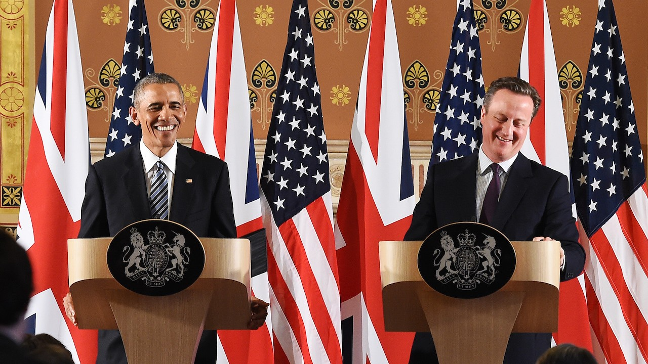 Obama Warns the UK That There Will Be Consequences if It Leaves the EU