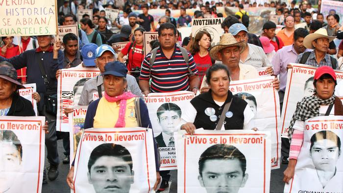 International Experts Say Mexico Has Blocked the Search for Truth in Missing Students' Case