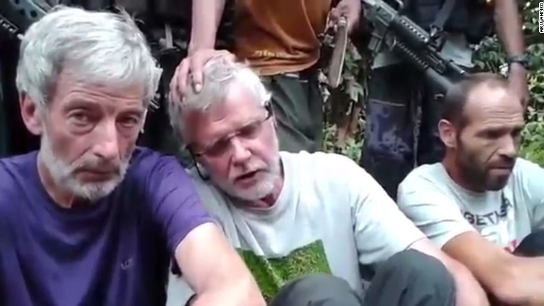 "'I Am Outraged,"" Trudeau Says After Canadian Captive Killed in the Philippines"