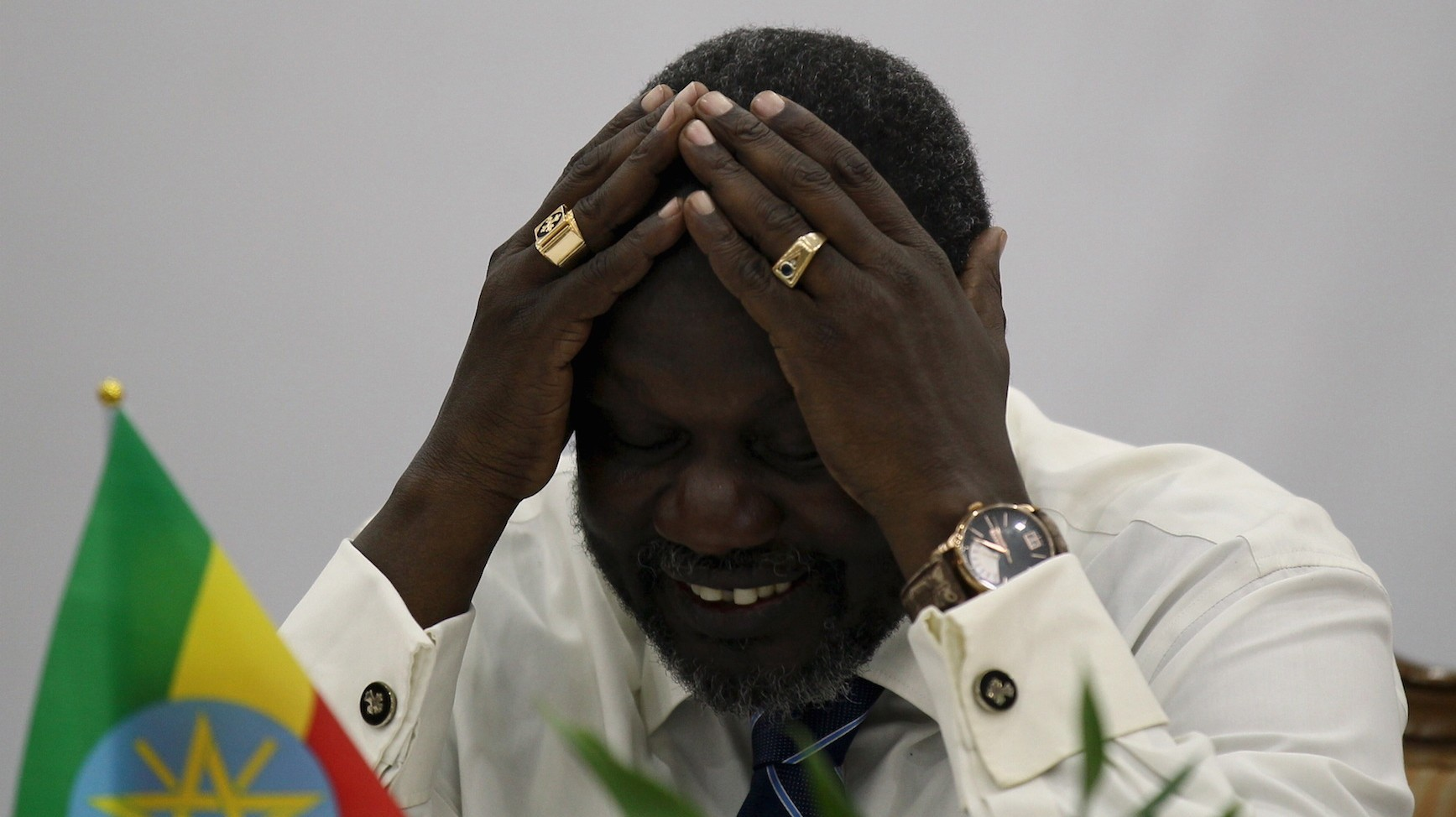 South Sudan Rebel Leader Riek Machar Stuck in Ethiopia After Week of Delays