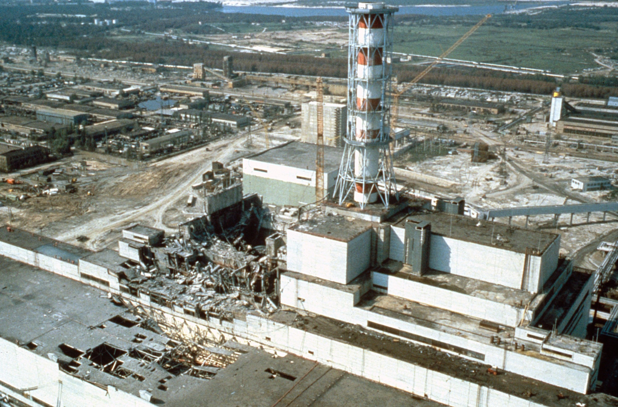 What is a disaster. Chernobyl disaster