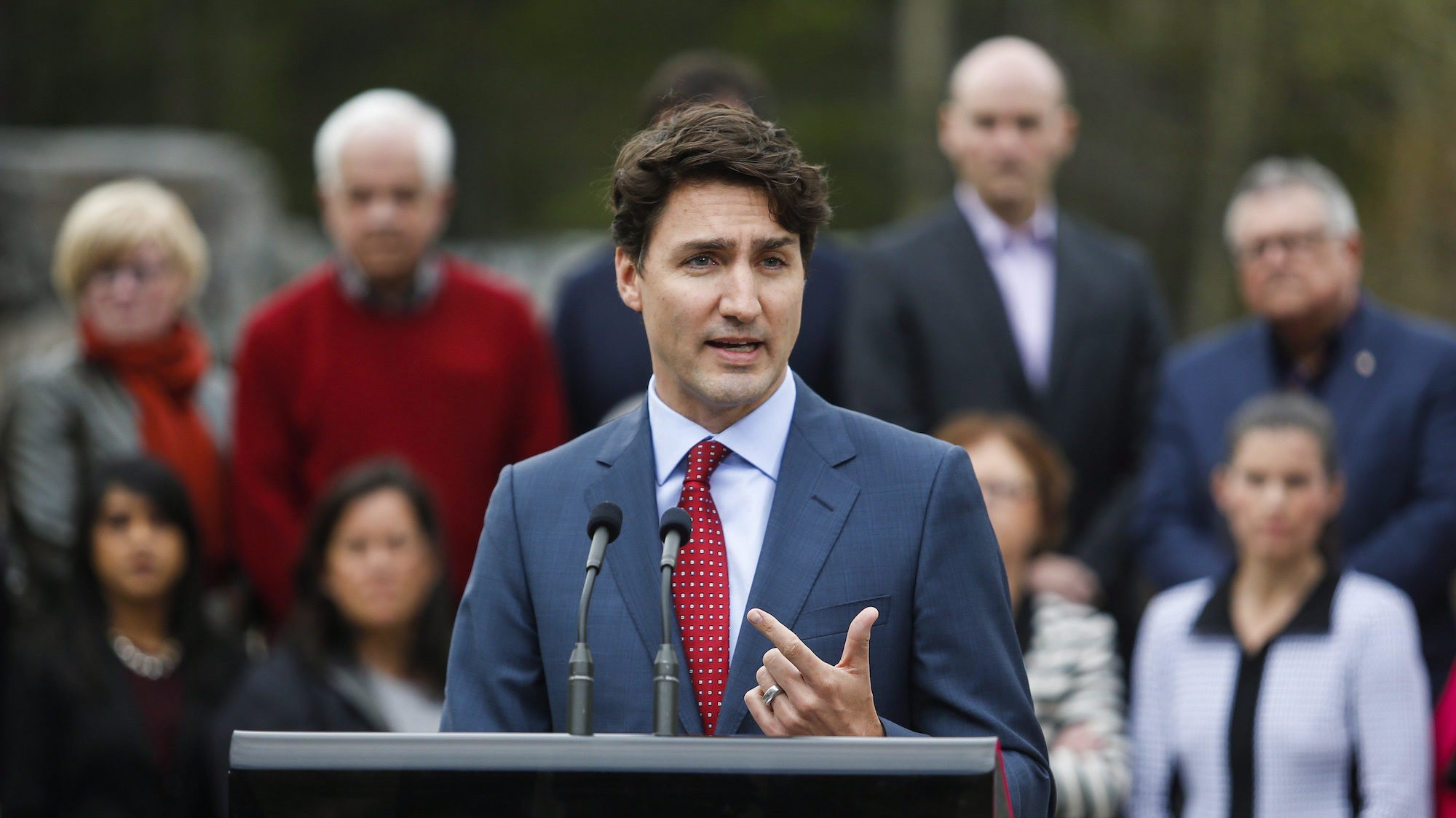 Justin Trudeau Stresses 'Canada Will Not Pay Ransom to Terrorists' After Hostage Beheaded