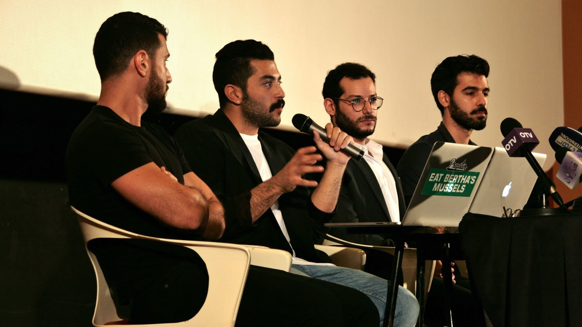 Lebanese Band With Gay Frontman Says It Was Banned From Jordan for  Promoting Devil-Worship