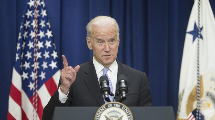 Vice President Biden Makes a Surprise Visit to Iraq Amid Political Crisis