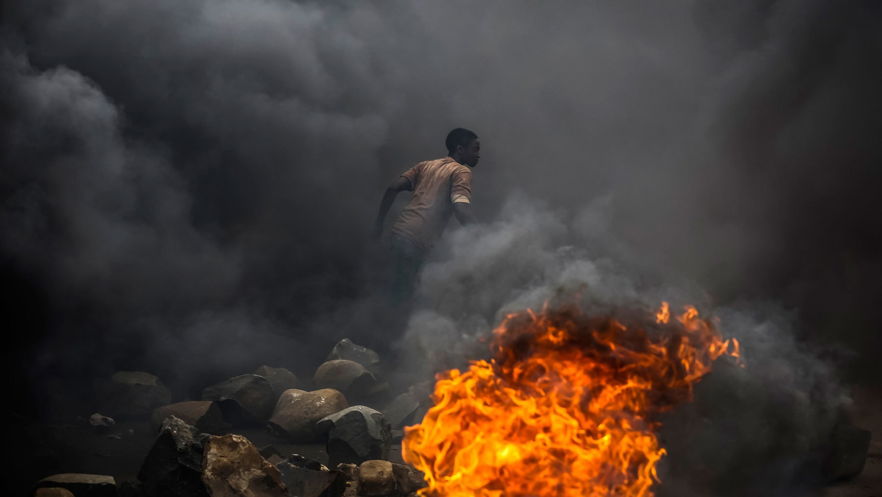 Burundi on the Brink: A Year of Violence, and the World Isn't Sure What to Do