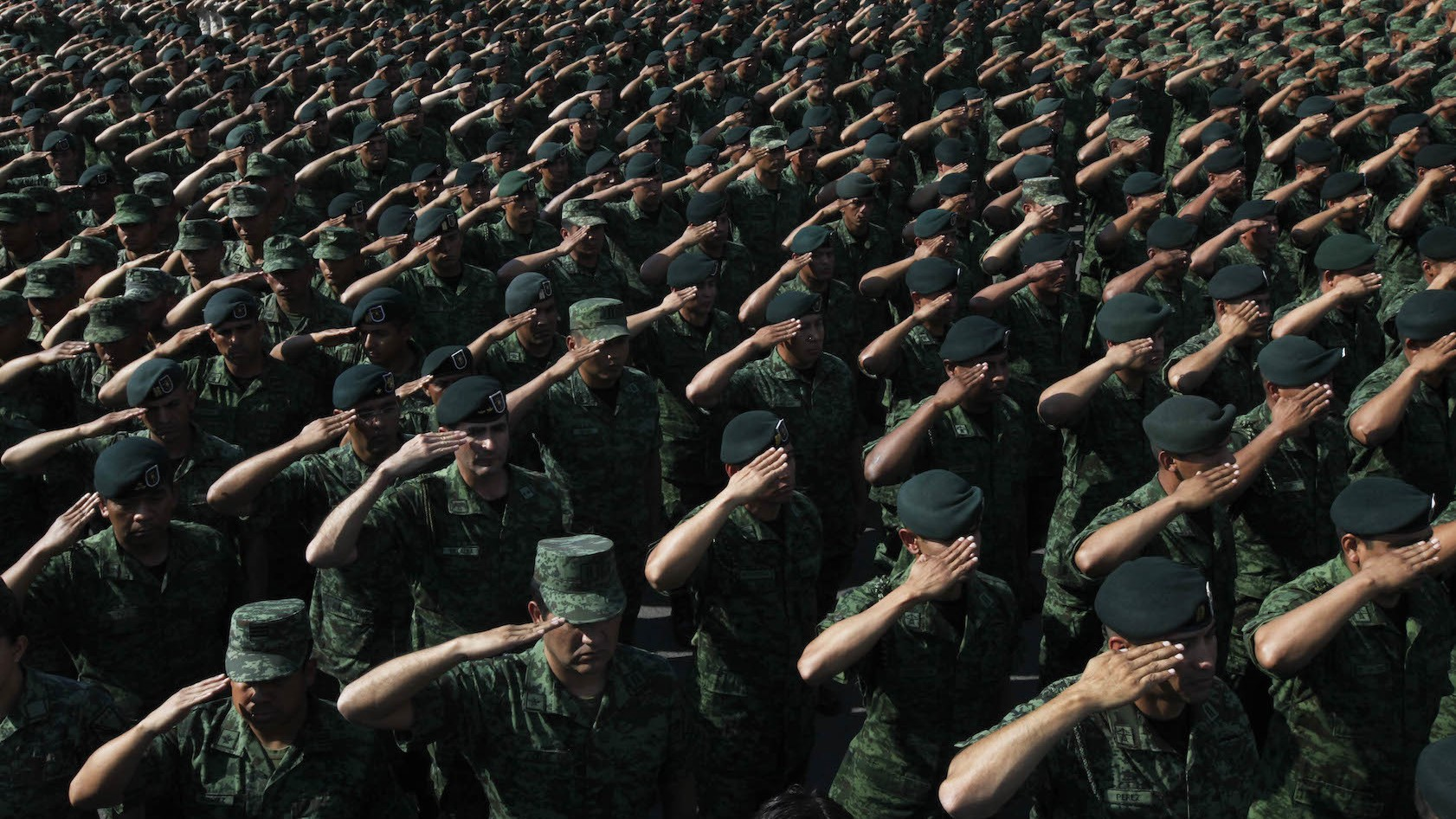 The Mexican Soldiers and Police Shown Torturing a Woman in a Video Will Face Trial