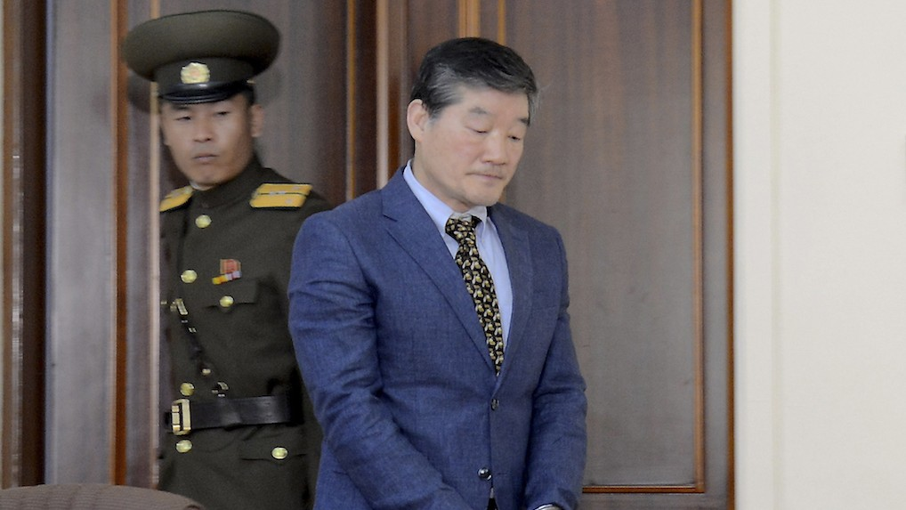 North Korea Has Handed Another US Citizen a Lengthy Hard Labor Sentence