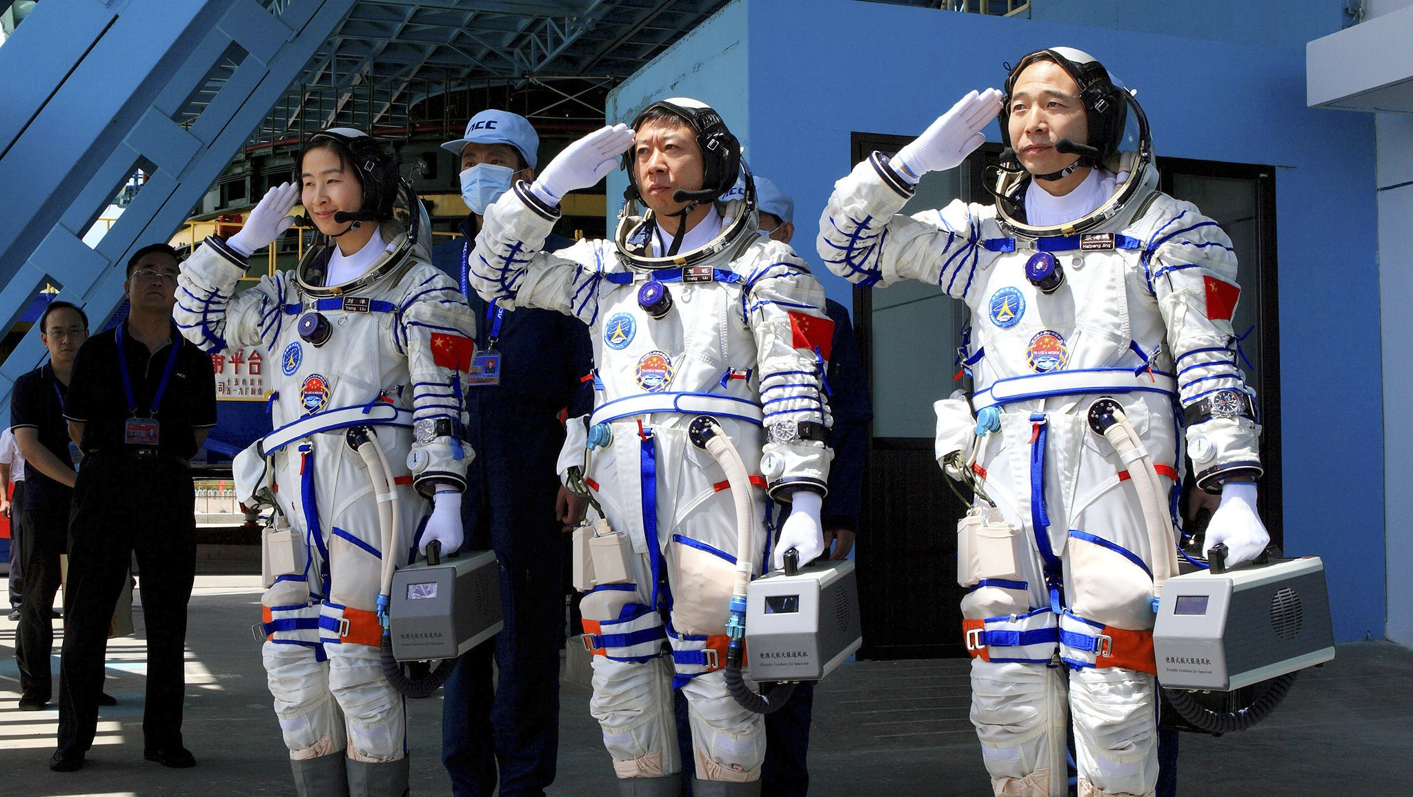 China Is About to Launch Its Space Program Into High Gear