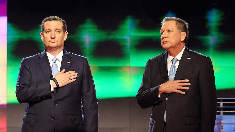 Cruz and Kasich's Plan To Stop Trump Before Indiana's Primary Has Already Backfired