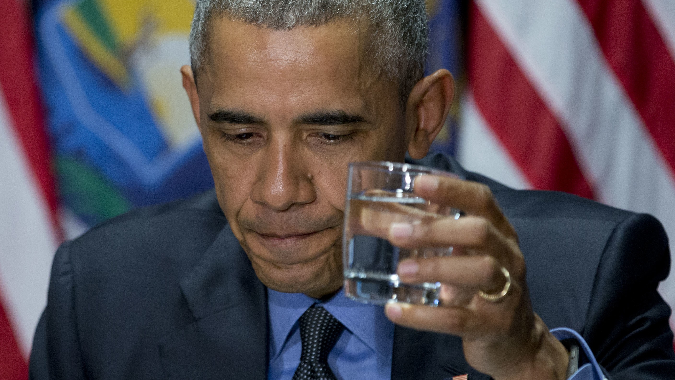 Obama Says It Will Be Two Years Before Flint's Pipes Are Fixed