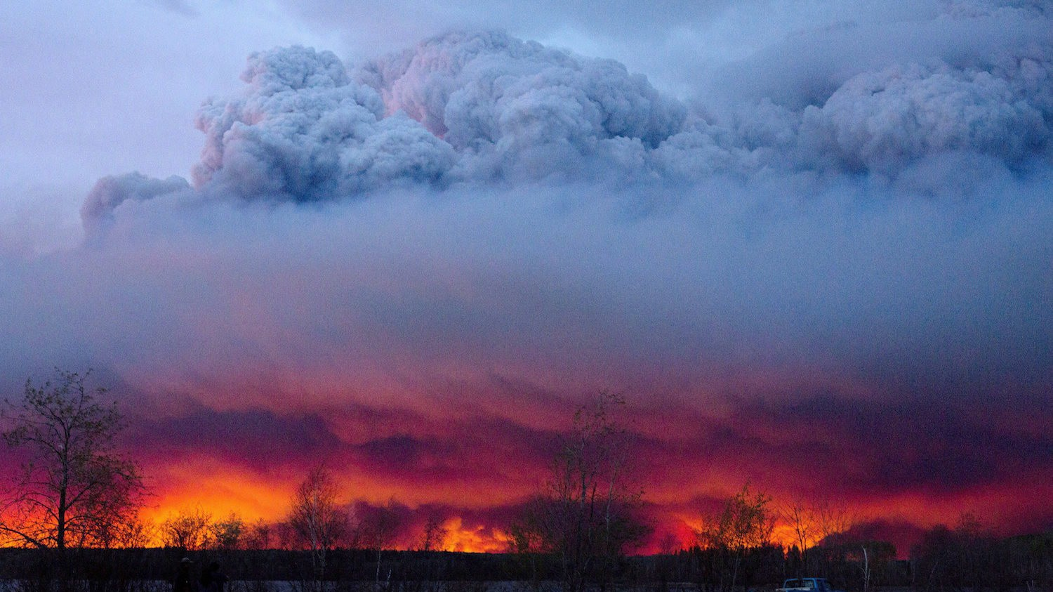 Muslims in Alberta Pray for Rain as Raging Wildfire Forces More People to Flee