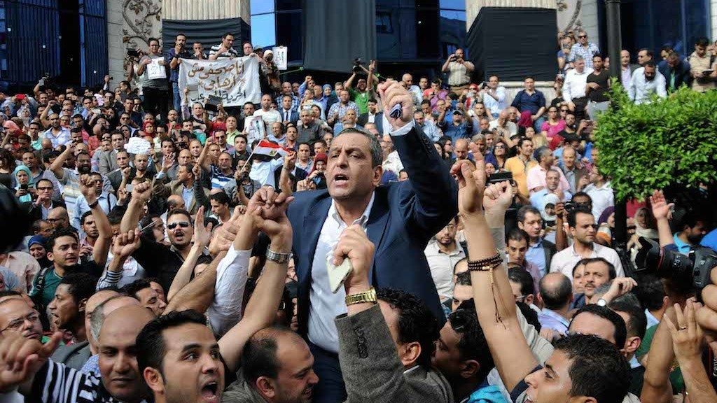 Egypt's Journalists Have Launched a Fightback Against Government Repression