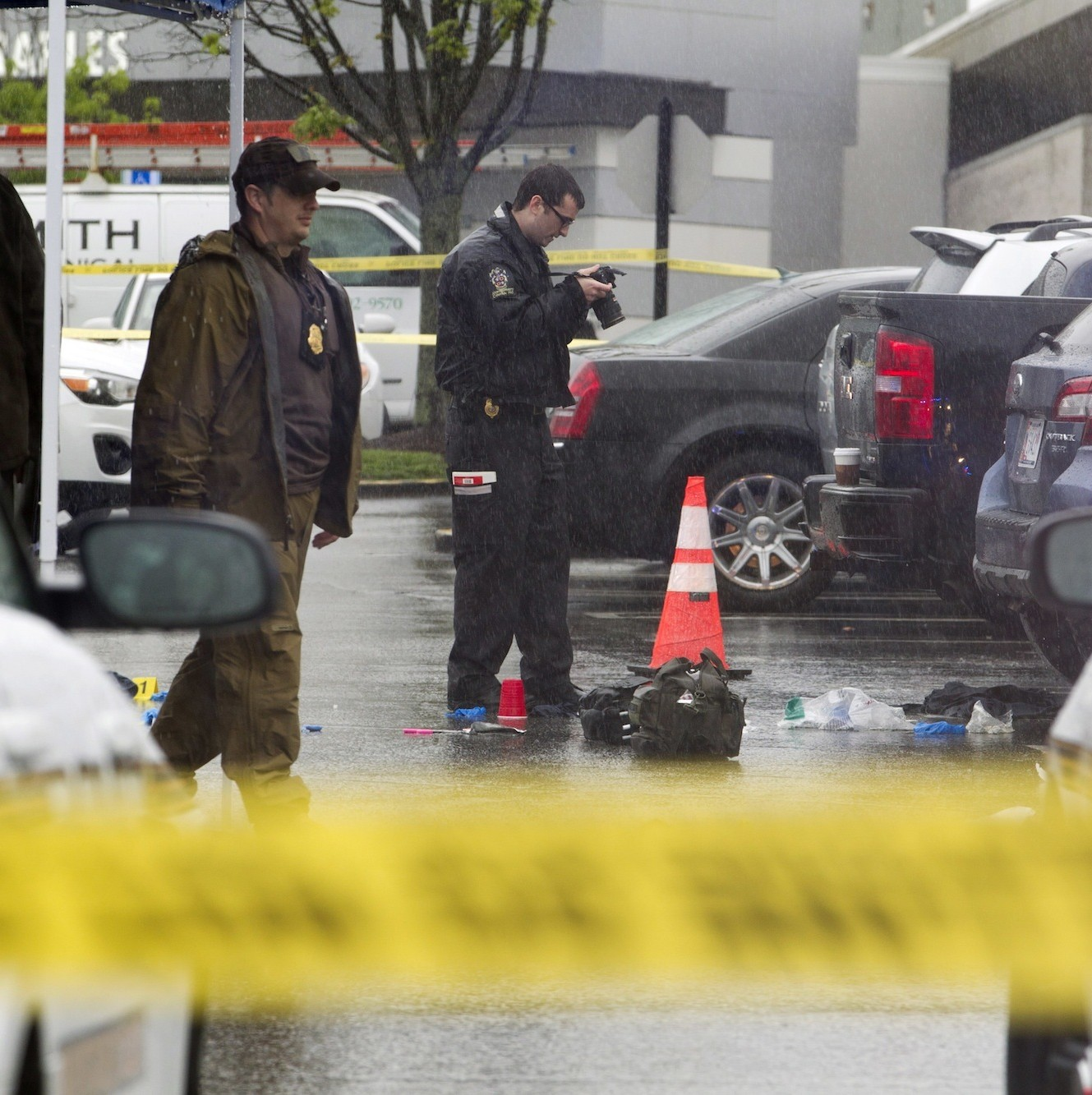 Washington Dc Shooting: Police Capture Federal Agent Suspected Of Killing Three In