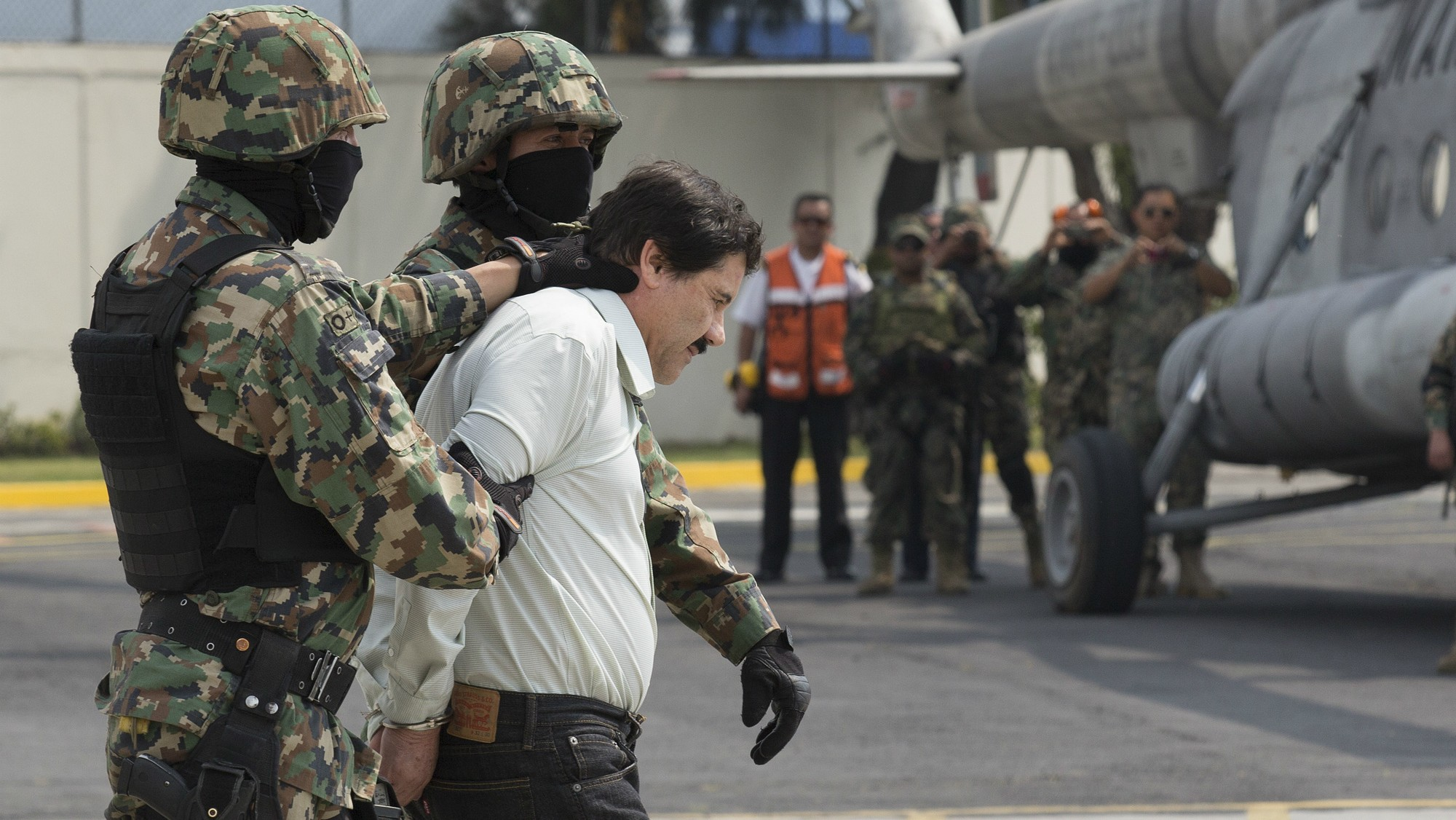 Mexican Judge Rules That El Chapo Can Be Extradited to the US to Face Drug Charges