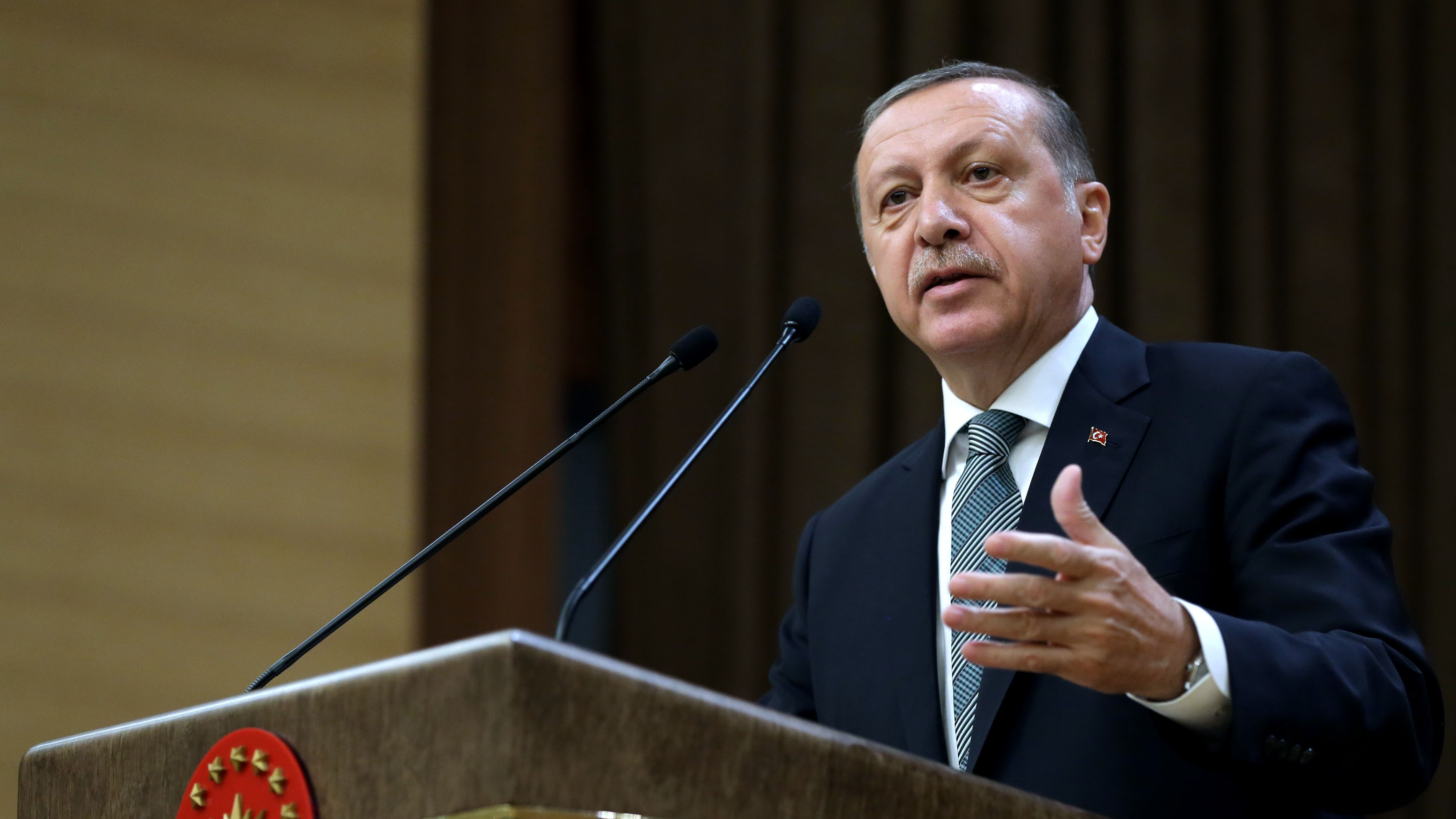German Court Rejects Turkish President Erdogan's Attempt to Stop 'Wave of Insults'