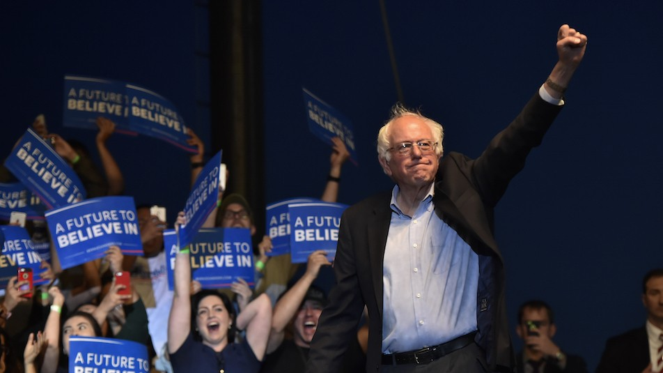 Bernie Sanders Wins West Virginia Primary, But The Race Remains Unchanged