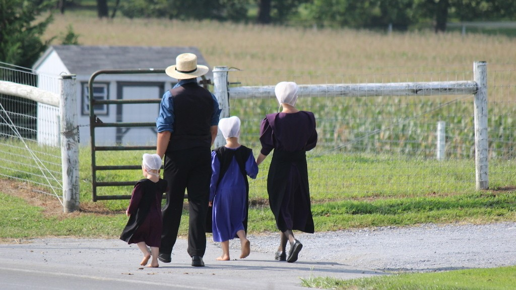 This New Republican Super PAC Wants to Get the Amish to Vote for Trump
