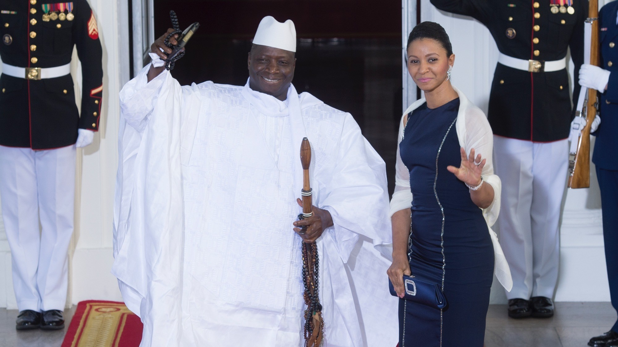 Americans Accused of Trying to Overthrow Gambia's President Sentenced in Minnesota Court