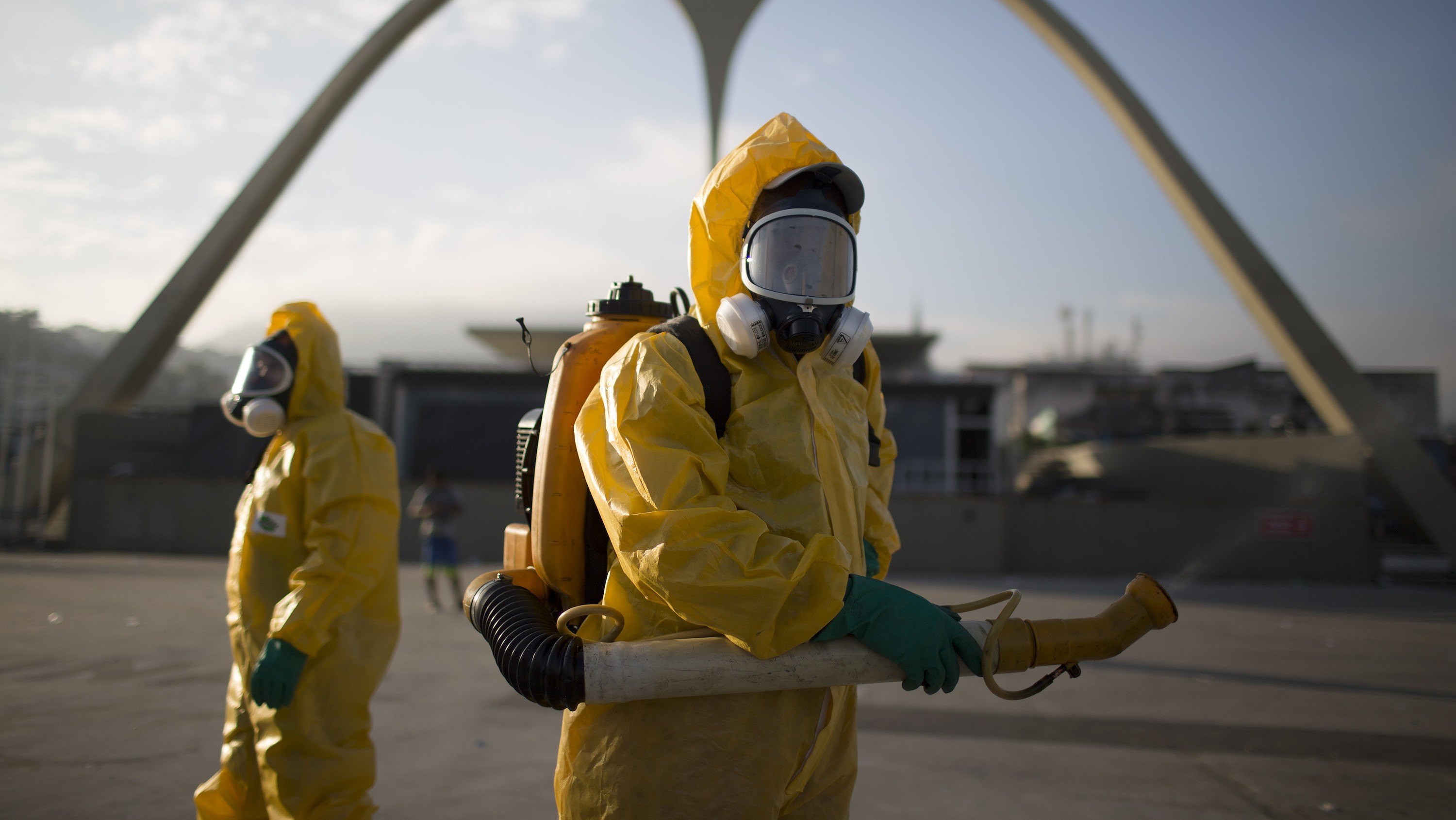 The Olympics Won't Be Cancelled Over Zika, So Keep It in Your Pants and Use Bug Spray