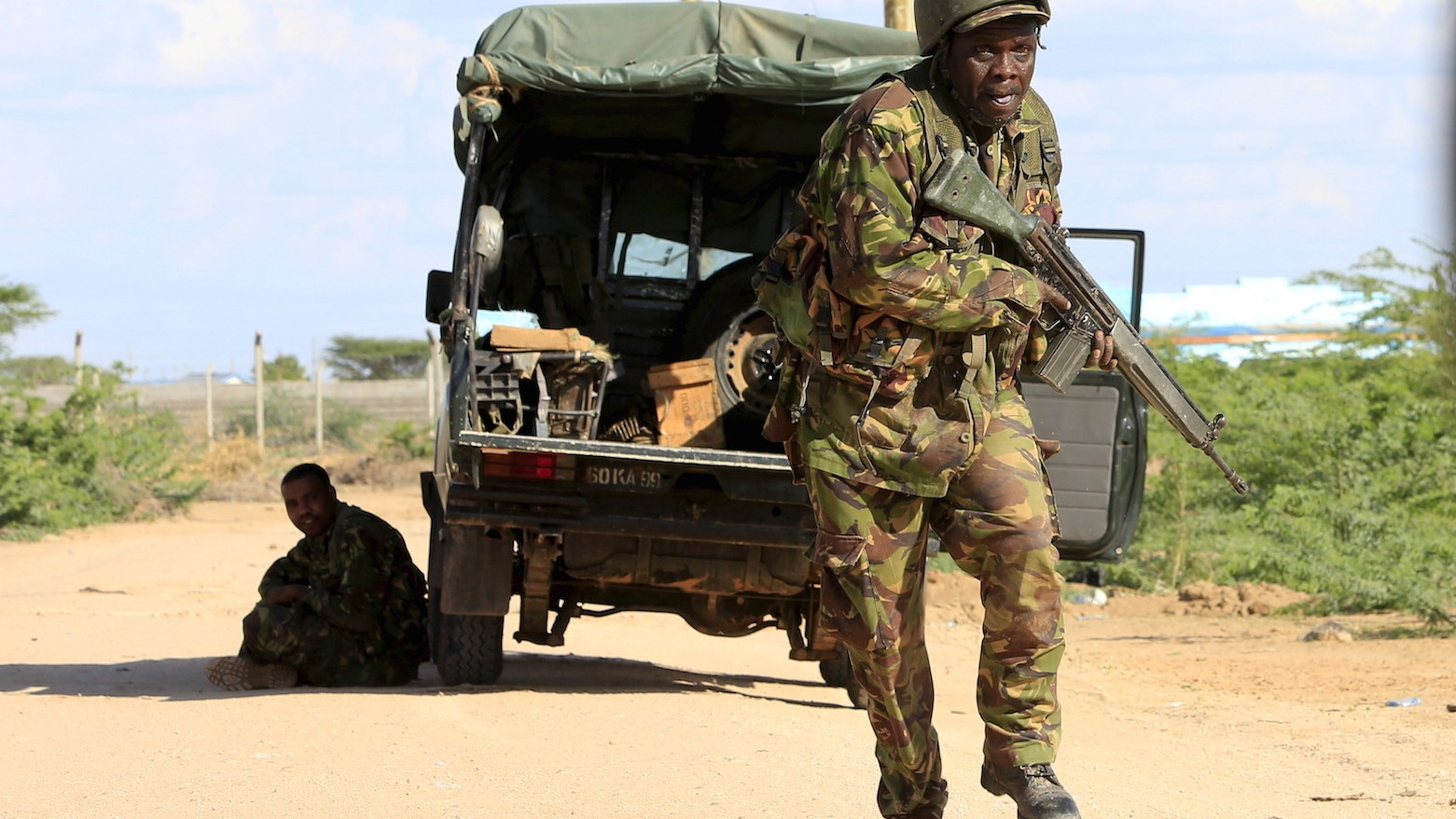 Kenya's Military Is Killing al-Shabaab Fighters in the Militant Group's Forest Hideout