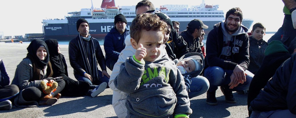 The Number of Migrants Arriving in Greece Has Plummeted