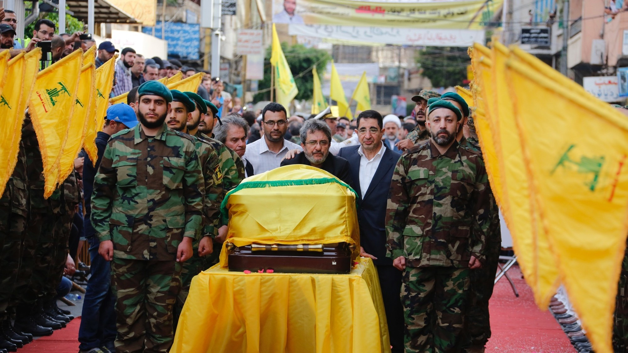 Hezbollah Says Rebels — Not Israelis — Killed Its Top Commander in Syria
