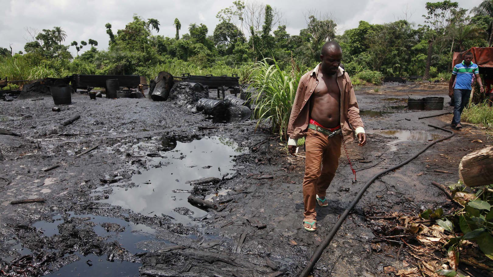 Nigeria Strikes Back Against 'Avengers' Group That Has Been Terrorizing Oil Companies
