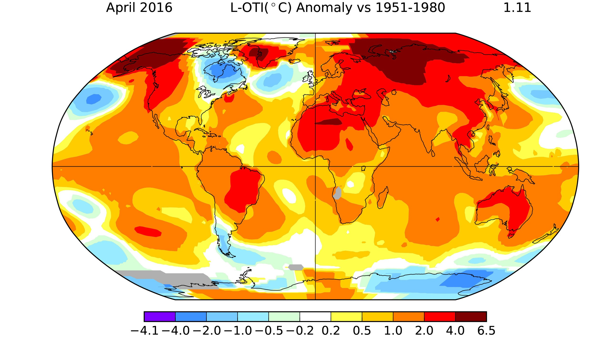 It's Already Looking Like 2016 Will Be the Hottest Year on Record