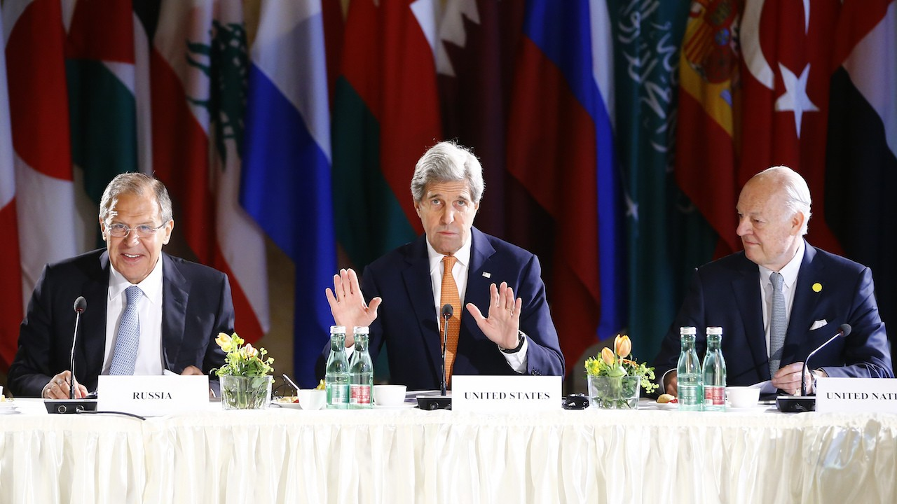 Major World Powers Are Attempting to Rescue the Syrian Peace Talks