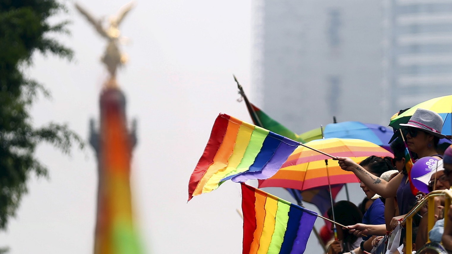 Mexico's President Wants to Legalize Same-Sex Marriage