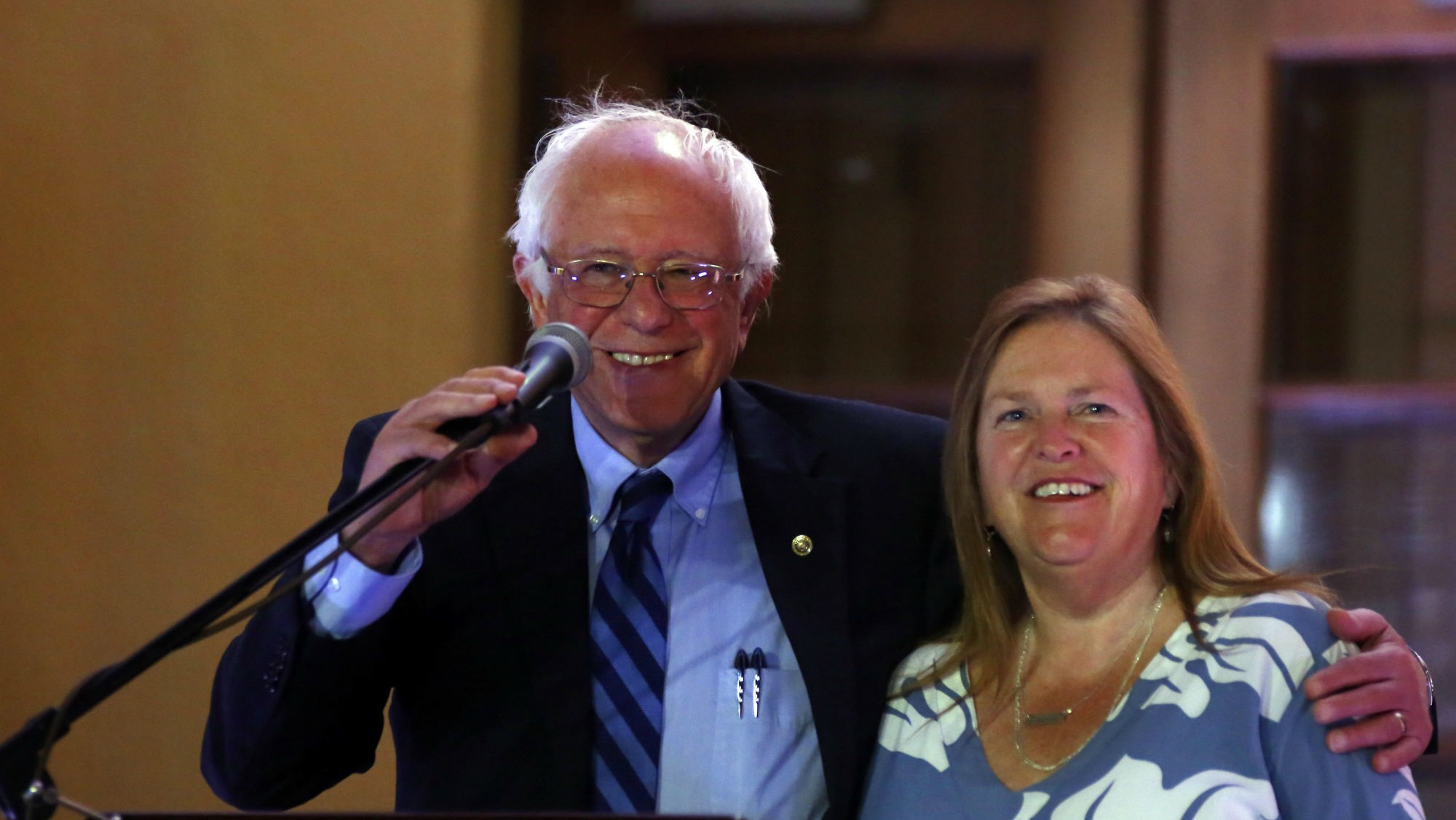 Bernie Sanders Notches Win Over Hillary Clinton in Oregon