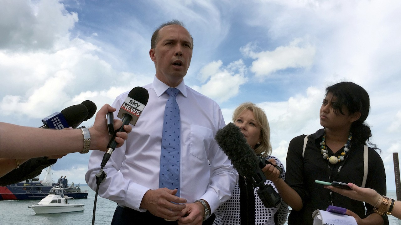 Ignoring the Facts, Australia's Immigration Minister Calls Refugees 'Illiterate and Innumerate'