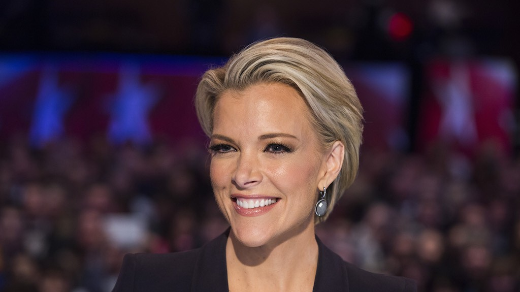 Once Sworn Enemies, Megyn Kelly and Donald Trump Are Now Sharing Laughs