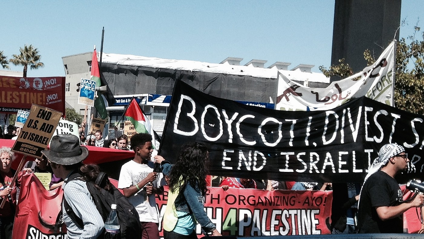 An Attempt to Crack Down on Boycotting Israel in Canada Has Failed