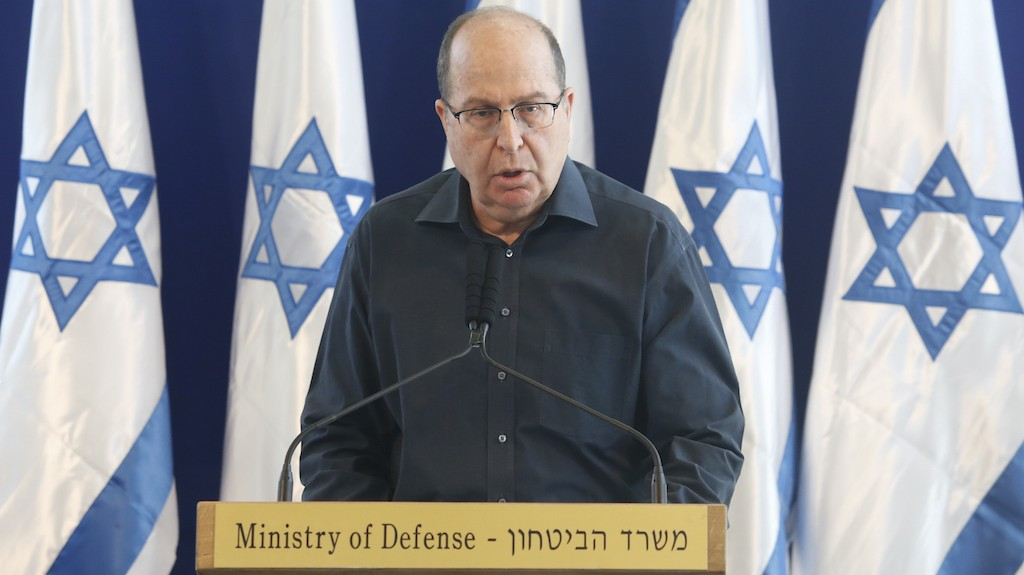 Israel's Defense Minister Resigns, Says 'Extremist Elements' Have Taken Over Government
