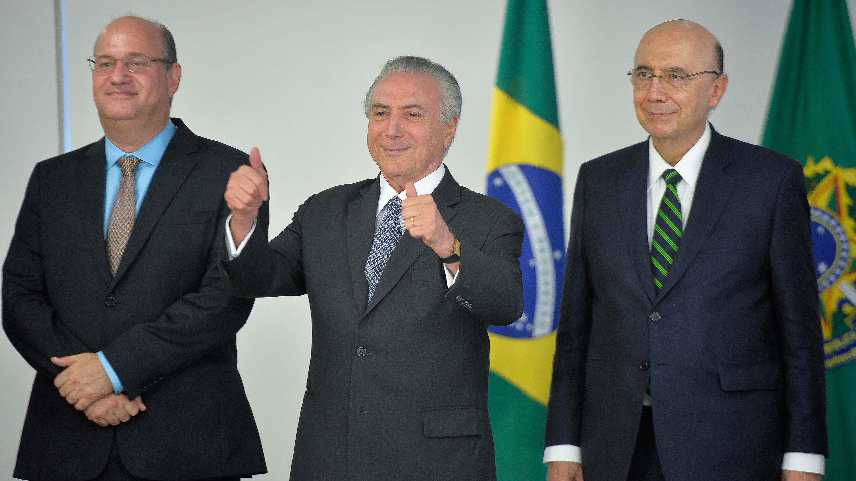 Brazil's New President Loves Appointing White Men Accused of Corruption and Attempted Murder