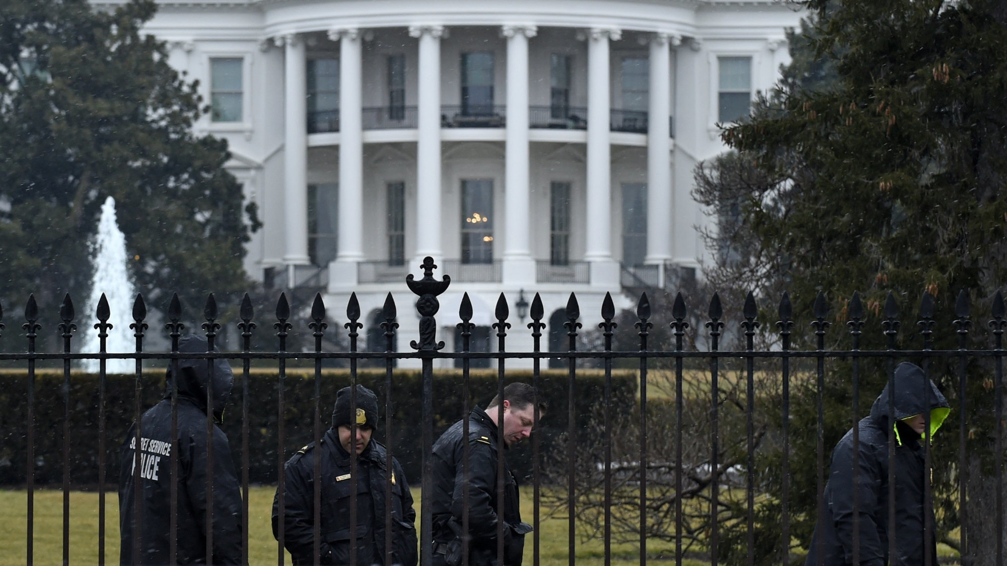 Armed Man Shot, Critically Injured By Secret Service Agent Near White House