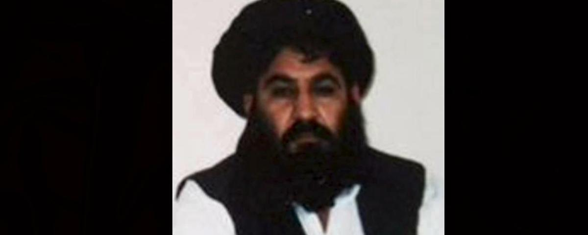 The US Just Tried to Kill the Leader of the Taliban With an Airstrike