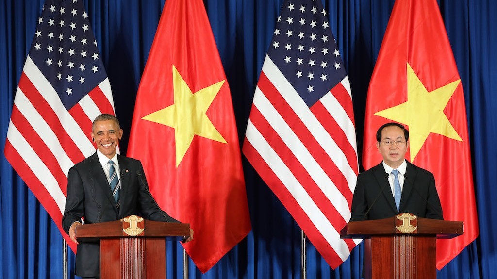 US Lifts Arms Embargo on Vietnam Despite 'Dire' Human Rights Record