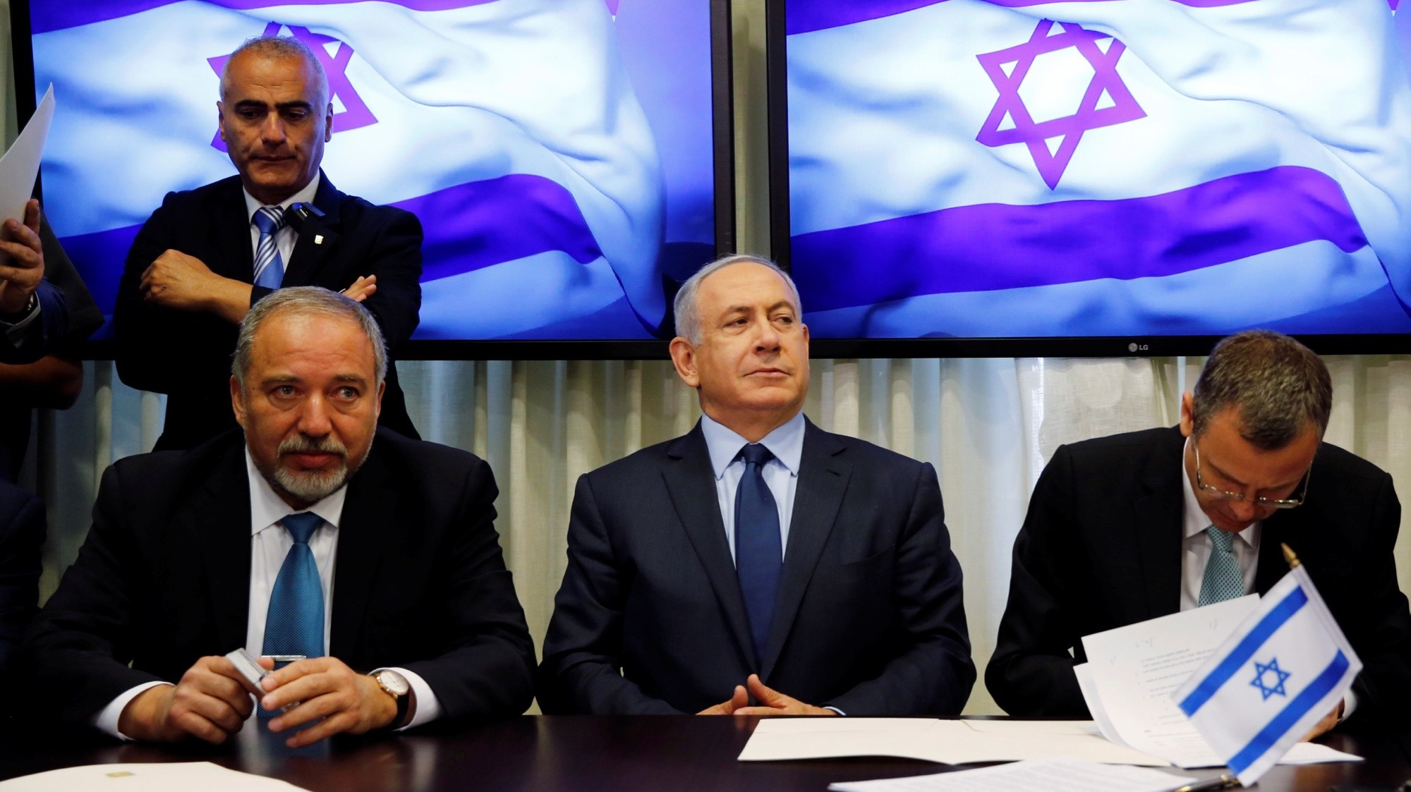 Benjamin Netanyahu Just Formed the Most Right-Wing Government in Israel's History